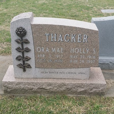 Flowers Thacker