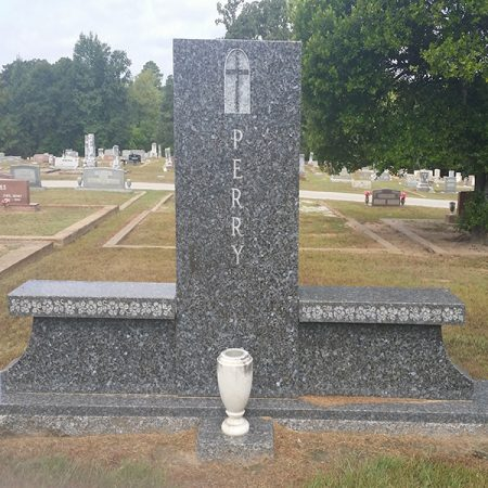 family-monument-blue-pearl